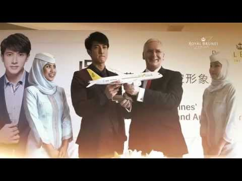 Wu Chun - Royal Brunei Airlines