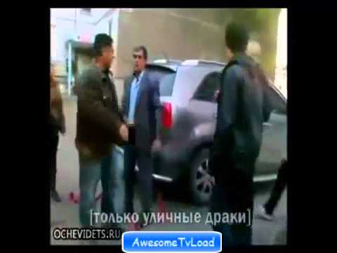 Russian Road Rage and Road Fight Compilation !