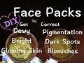 Anti-Aging Licorice Face Packs For Uneven Skin Tone, Dark Spots, Blemishes thumbnail