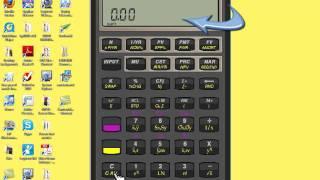Financial Calculator Part 1 - Setting up