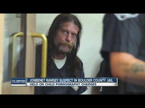 JonBenet Ramsey suspect arrested for child pornography