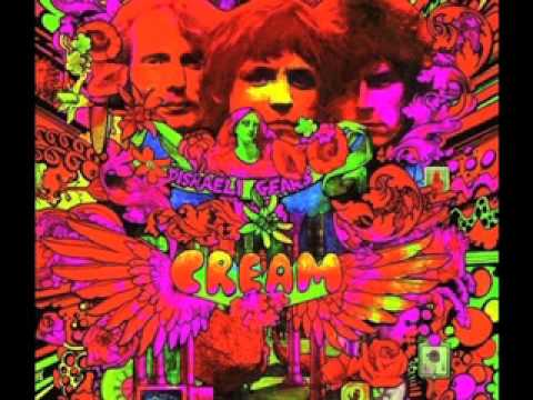Cream - Dance The Night Away