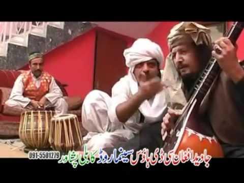 New Pashto Funny Song - Fayaz Khan Kheshgi - Che Jaba Loya Lari - 2011 - YouTube.flv