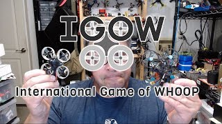 Fun for all WHOOPERS - IGOW - International Game Of Whoop