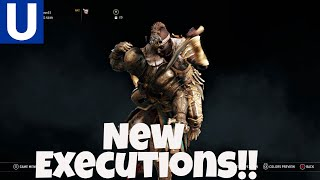 For Honor- Season 10 Executions!! (New Hero Reveal Next Week!!)