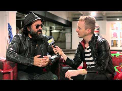 Mr Brainwash Exclusive interview (Part A)