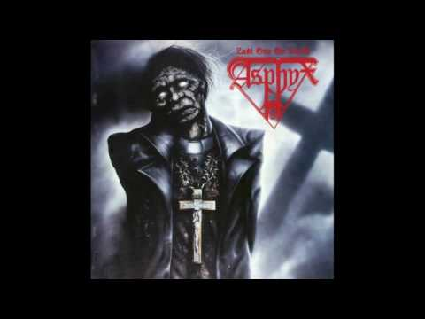 Asphyx - Serenade In Lead