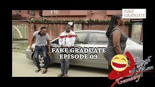 FAKE GRADUATE -- Fresh Man Comedy -- 2019 Nigeria Latest Comedy Skits
