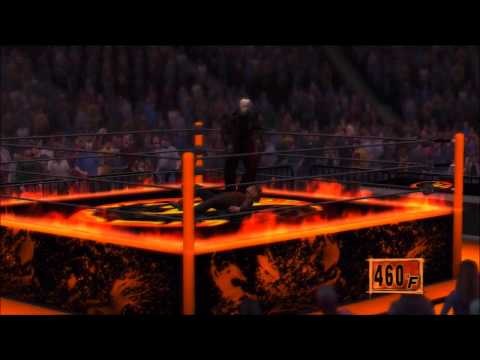 WWE 12: Freddy Vs Jason