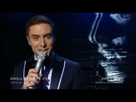Mans Zelmerlow - Hope And Glory