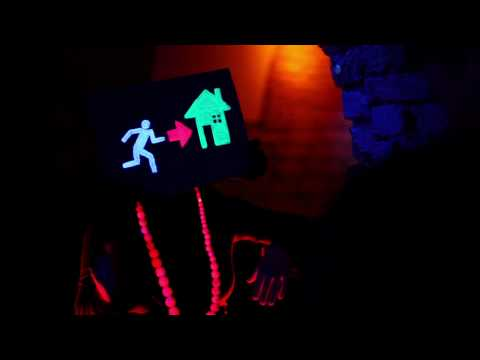 Laserkraft 3D - Nein Mann (official Video)