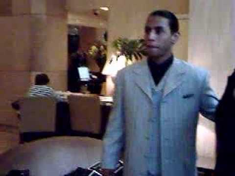Rudy Youngblood @ FAITA Awards 2007 Video