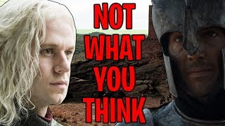 Why Did Rhaegar Leave Ser Arthur Dayne At The Tower of Joy ? | Game of Thrones