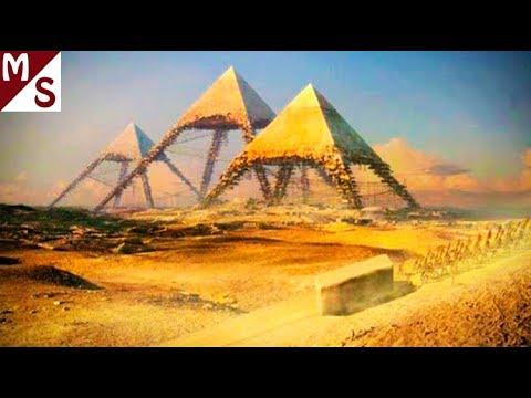 Вся правда о строительстве ПИРАМИД. Тайны египетских пирамид