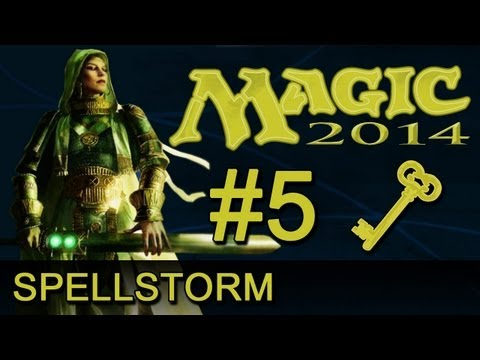 Game | Magic 2014 Expansion Challenge 5 Spellstorm Solution | Magic 2014 Expansion Challenge 5 Spellstorm Solution