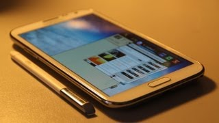 Why The Samsung Galaxy Note 2 Is Better Than Your Phone *If you don't have one* [3D UI]