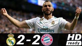 Real Madrid vs Bayern Munich 2-2 | ESPN | Relato (Miguel Simon) | UCL 01/05/18