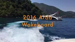 2016 Arda Wakeboard High  Definition