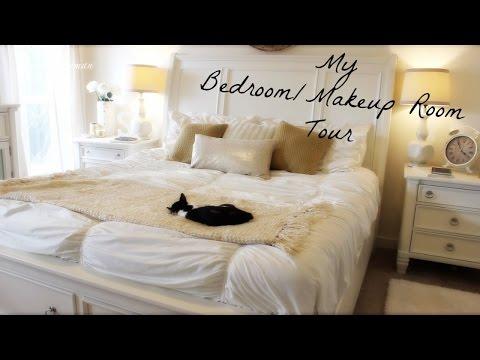 ❤ My Bedroom makeup Room Tour ❤ video