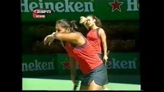 Paola Suárez y Virginia Ruano-Pascual, campeonas en Australia 2004
