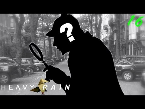 Y EL ASESINO ES... | heavy Rain (16) - JuegaGerman