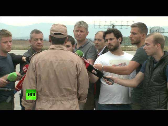 No warnings from Turkish jets before attack – Russian Su-24 rescued pilot first interview
