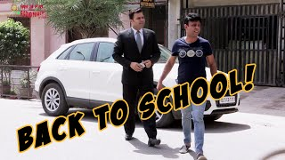 RJ Naved takes you to a nostalgic trip back to school!