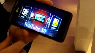 LG Optimus 3D P920 en la Argentina