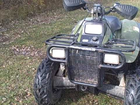 polaris 400 sportsman 4+4