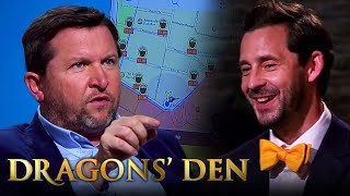 Peter's Threatened By Tech Tycoon | Dragons' Den