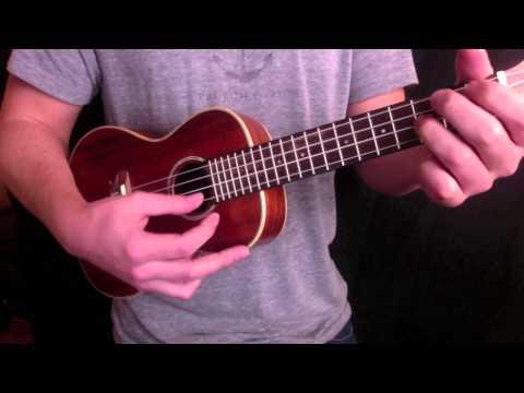 Hallelujah Ukulele- Chord Melody Arrangement (With Tab)