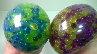 Combine Orbeez Balloons Learn Colors Stressball Surprise Egg Toys Play for Kids
