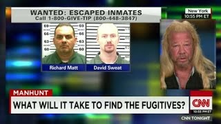 Duane 'Dog' Chapman: 'The convicts are mov...