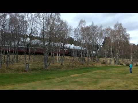 Boat of Garten Steam Train