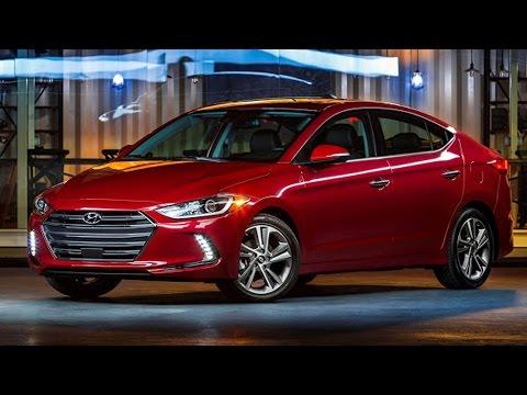 2017 Hyundai Elantra Sport Powered with 204hp Unveiled