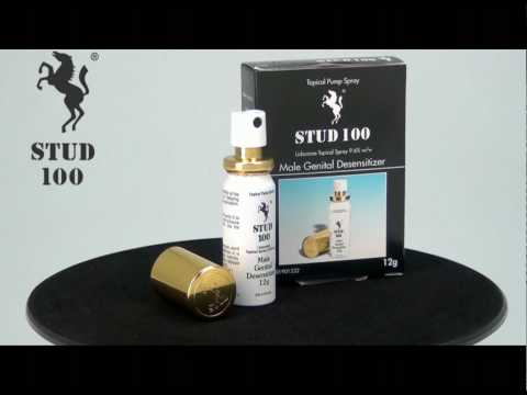 How To Use Stud 100 - Review video