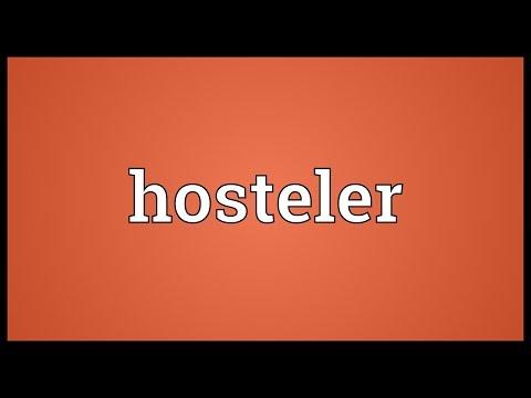 Header of hosteler