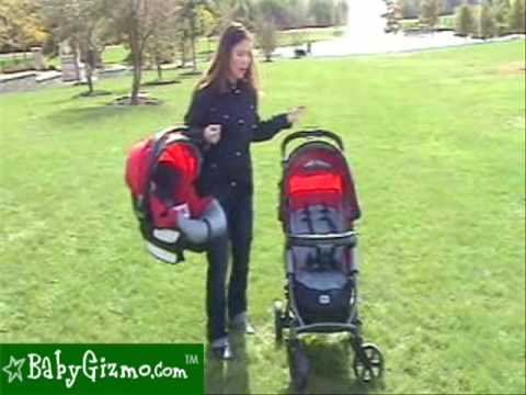 Baby Gizmo Britax Chaperone Stroller Travel System Review