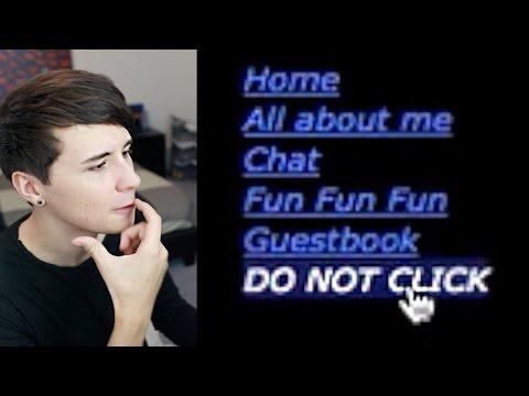DO NOT CLICK