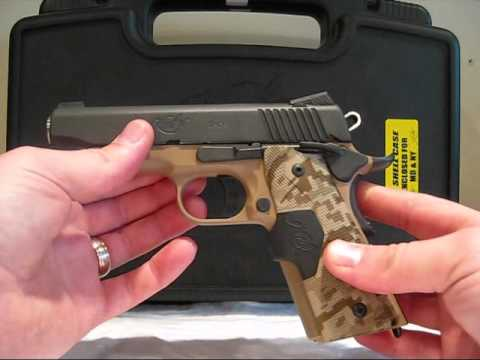 Kimber Pro Covert II- Table Top Review
