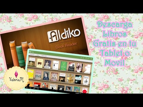 Descarga Libros GRATIS para tu tablet y Movil  ANDROID 2015