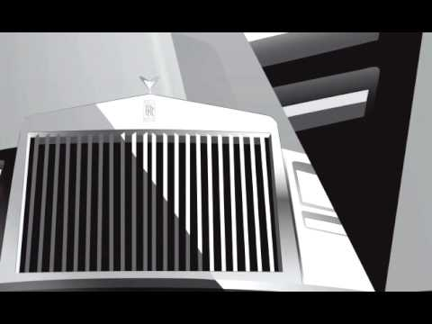Rolls-Royce, inspired by Art Deco