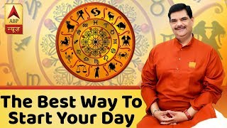 Know The Best Way To Start Your Day | Guruji With Pawan Sinha | ABP News