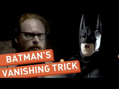Batman Vanishing