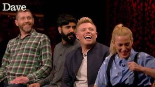 Taskmaster - Al Murray and Sara Pascoe get to the soup