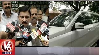 TDP MP Sujana Chowdary Speaks On Meeting Kejriwal Over No Confidence Motion Against NDA Govt