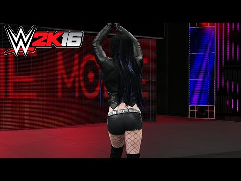 Every Diva with Brie Bella's Entrance - WWE 2K16 PS4