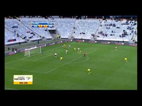 Bafana Bafana beat Angola 2-1