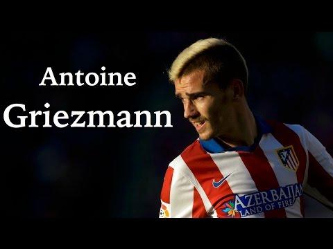 Antoine Griezmann 2015 - Goals & Skills | HD