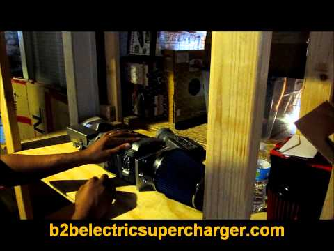 Electric Supercharger Killer !!! ( CO2 Powered Supercharger )